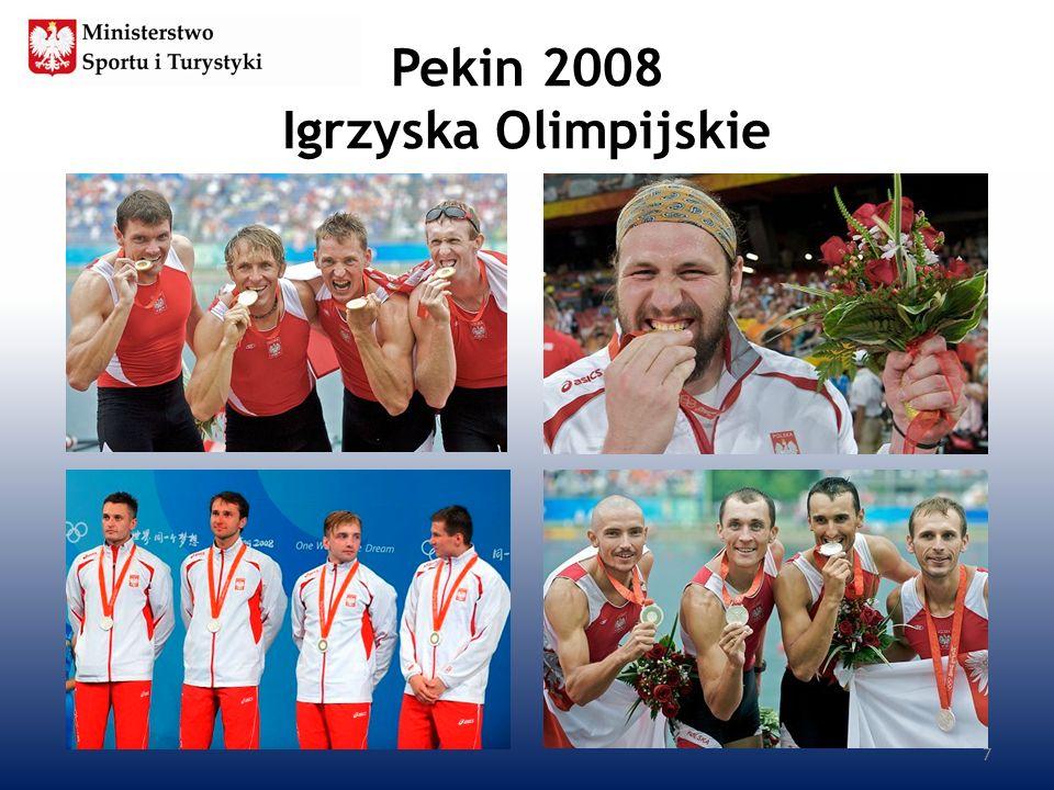 Pekin 2008 Igrzyska Olimpijskie