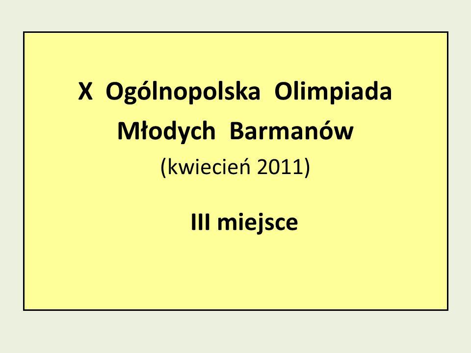 X Ogólnopolska Olimpiada