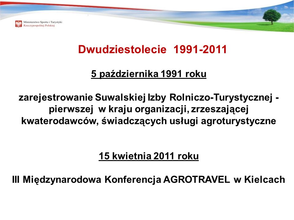 III Międzynarodowa Konferencja AGROTRAVEL w Kielcach