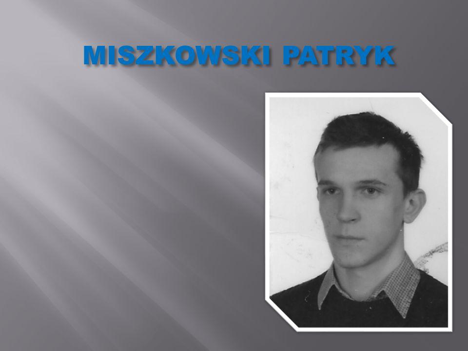 MISZKOWSKI PATRYK