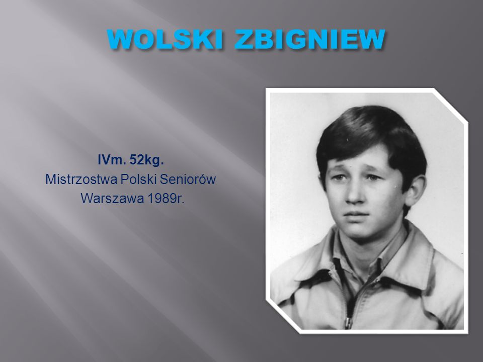Mistrzostwa Polski Seniorów