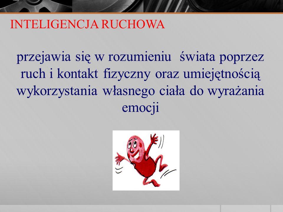 INTELIGENCJA RUCHOWA