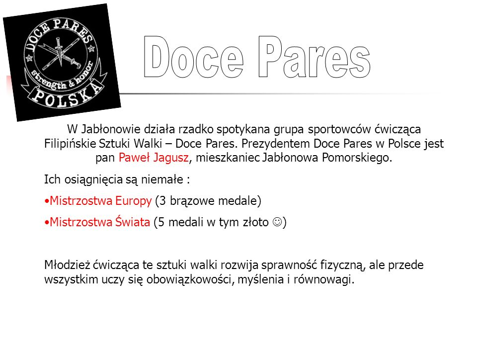 Doce Pares