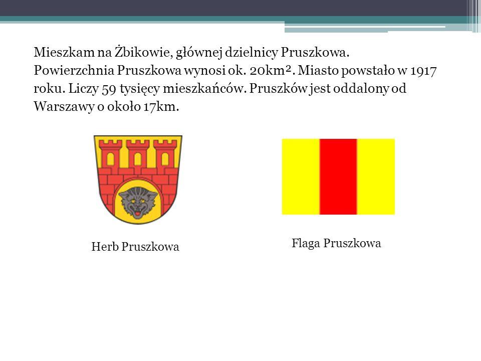 Mieszkam na Żbikowie, głównej dzielnicy Pruszkowa