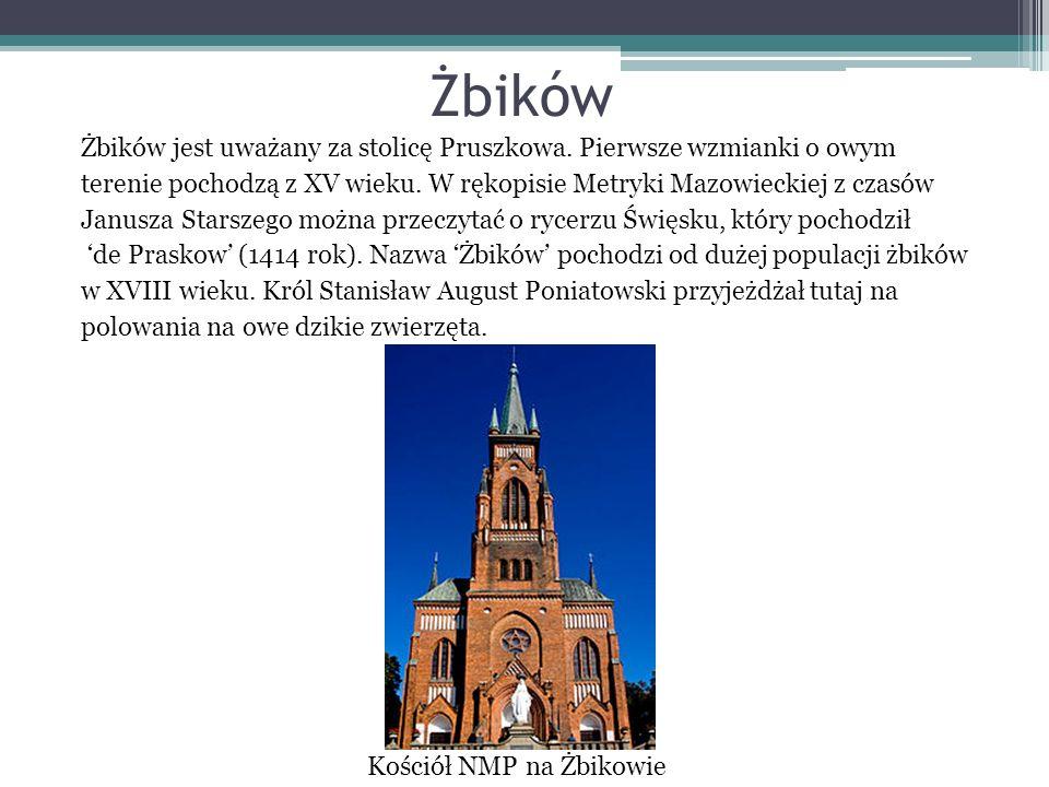 Kościół NMP na Żbikowie