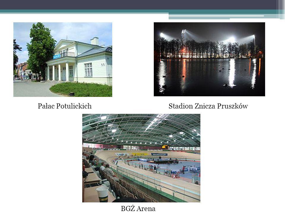Stadion Znicza Pruszków
