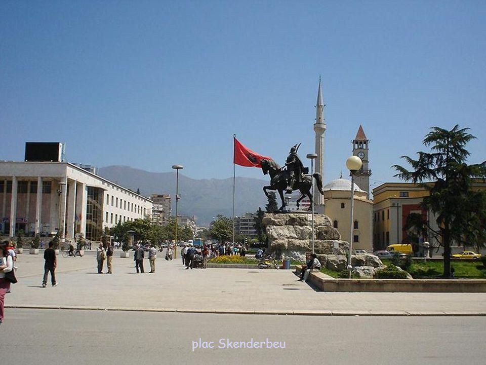 plac Skenderbeu