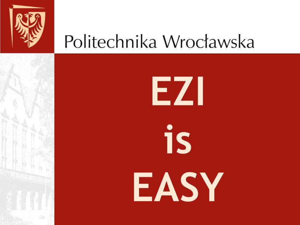 EZI is EASY