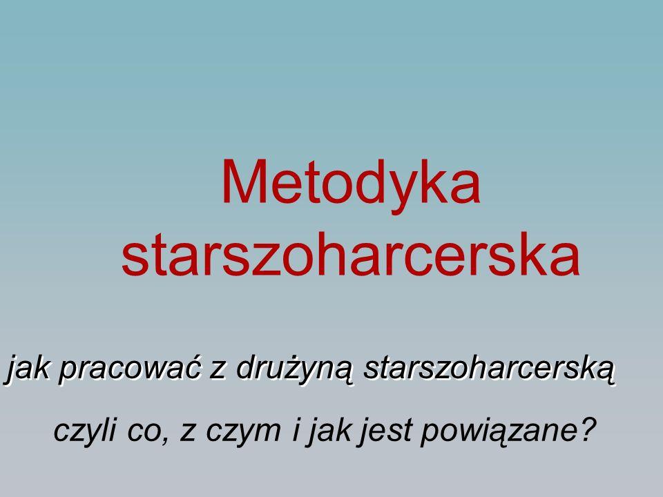 Metodyka starszoharcerska