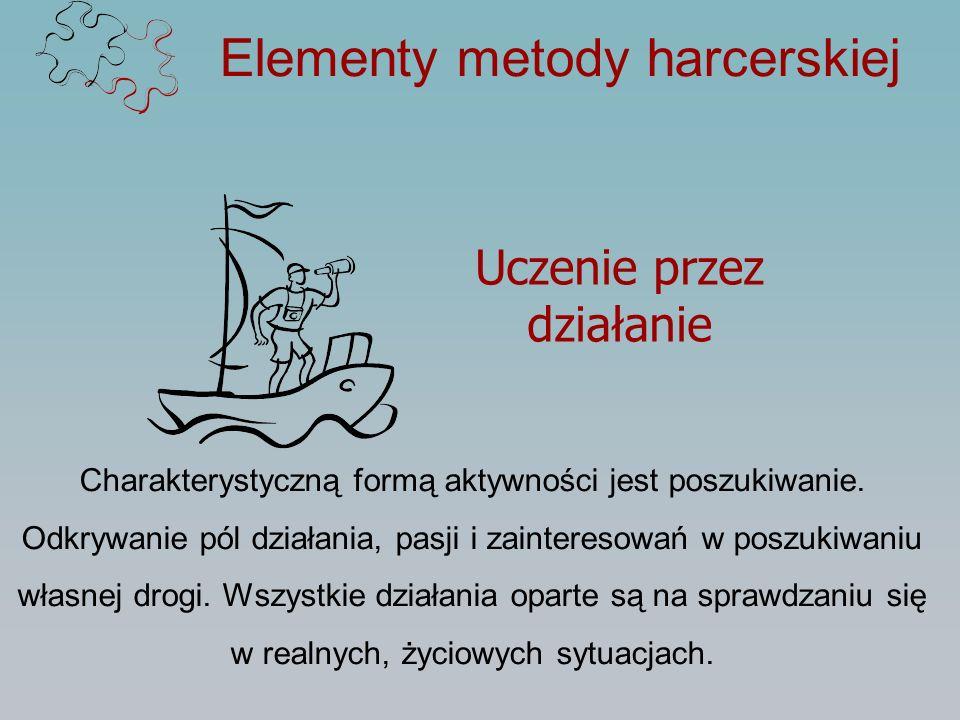 Elementy metody harcerskiej