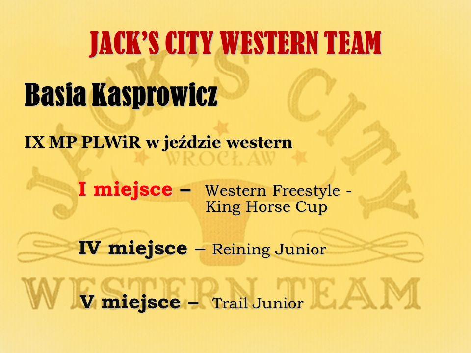 JACK'S CITY WESTERN TEAM