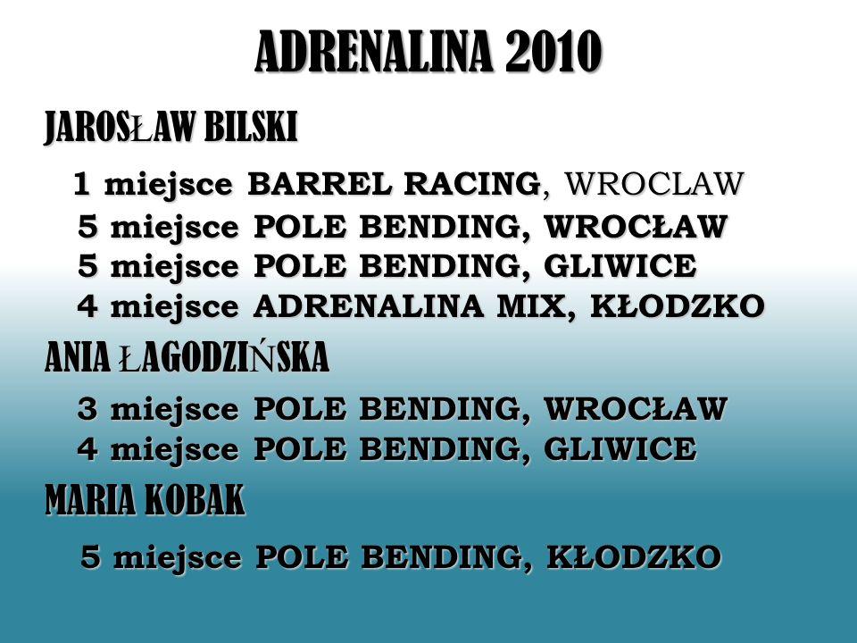 ADRENALINA 2010 JAROSŁAW BILSKI
