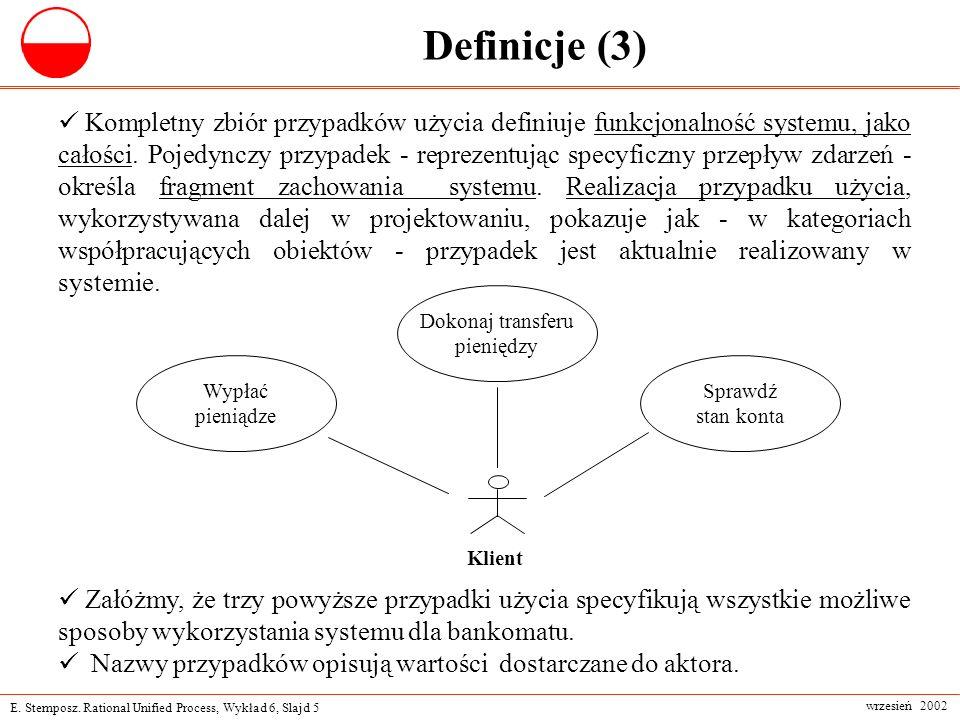 Definicje (3)