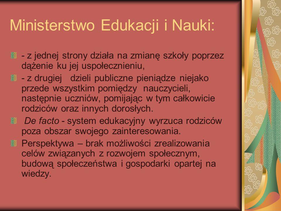 Ministerstwo Edukacji i Nauki:
