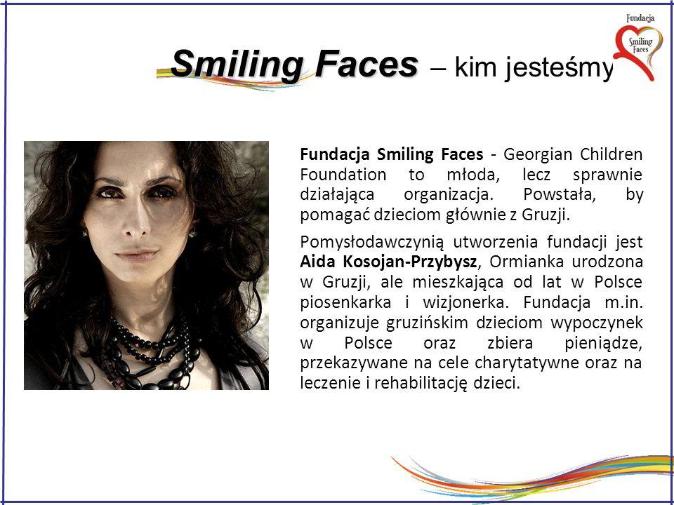 Smiling Faces – kim jesteśmy