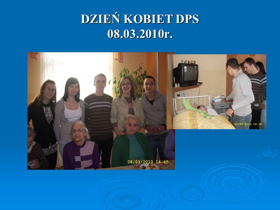 DZIEŃ KOBIET DPS 08.03.2010r.
