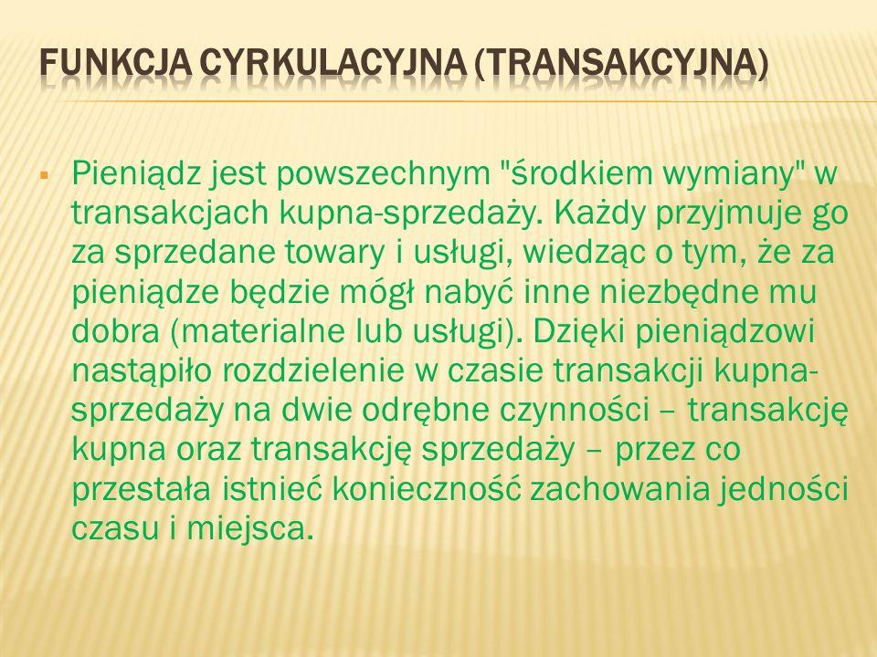 Funkcja cyrkulacyjna (transakcyjna)