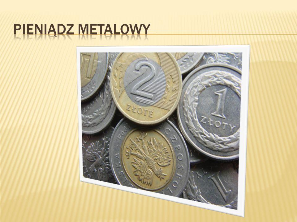 Pieniądz metalowy