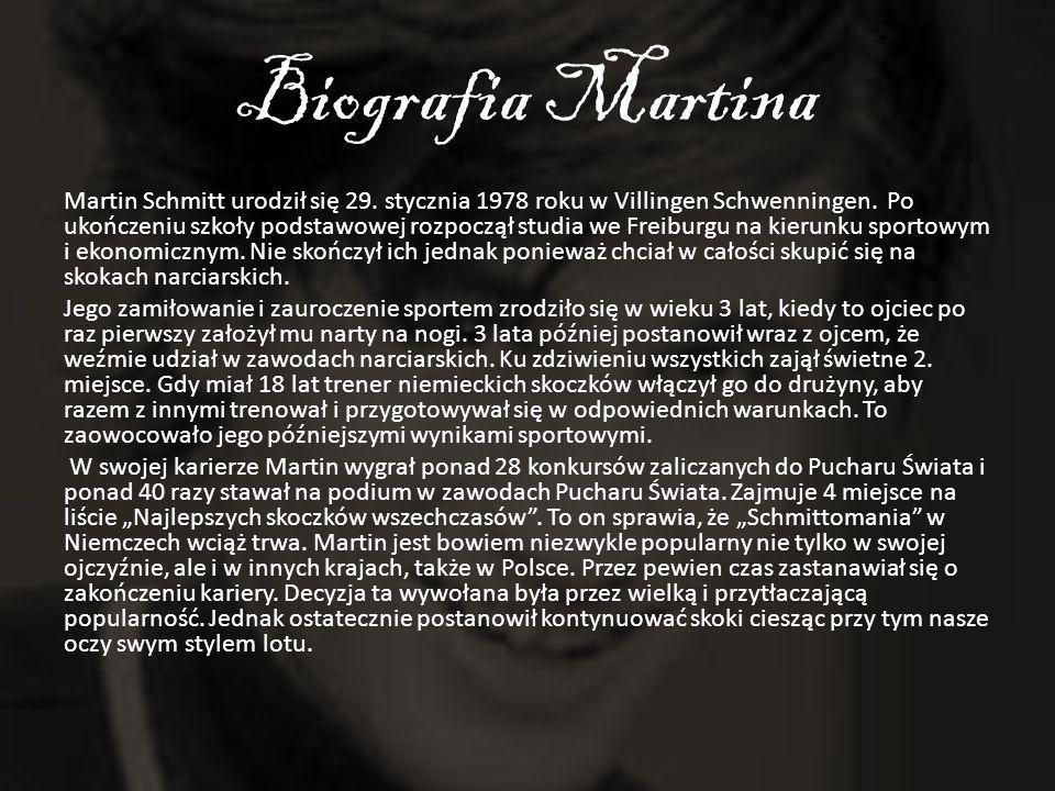 Biografia Martina