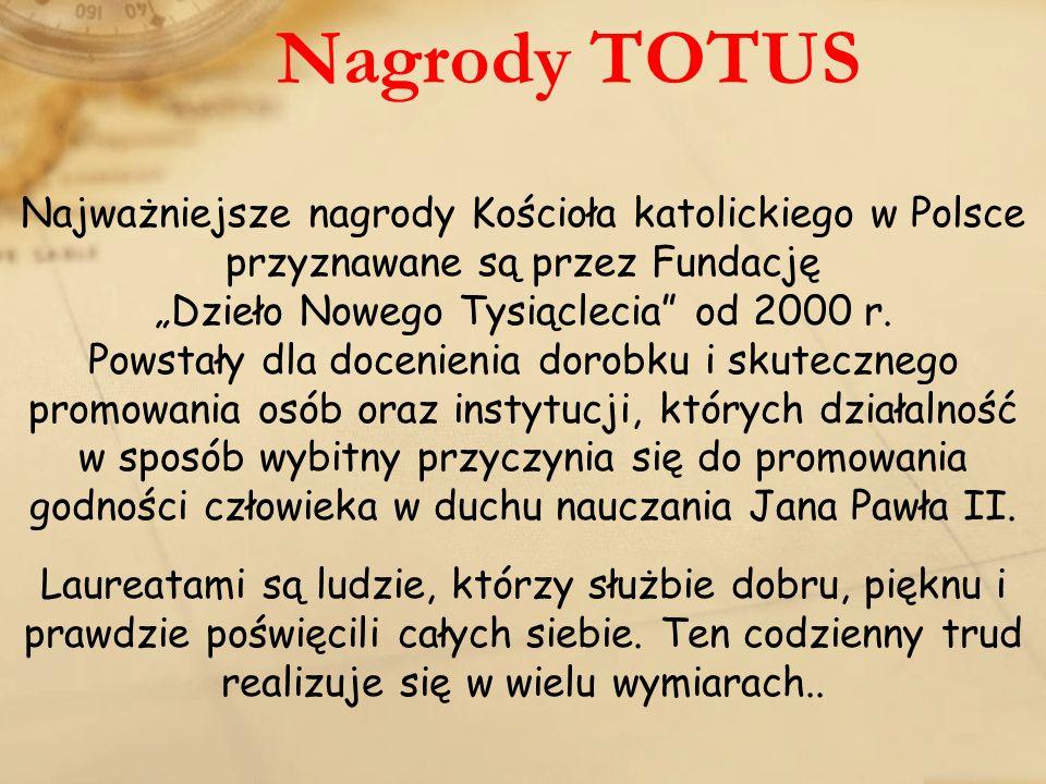 Nagrody TOTUS