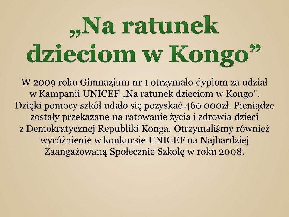 """""""Na ratunek dzieciom w Kongo"""
