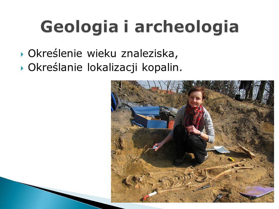 Geologia i archeologia