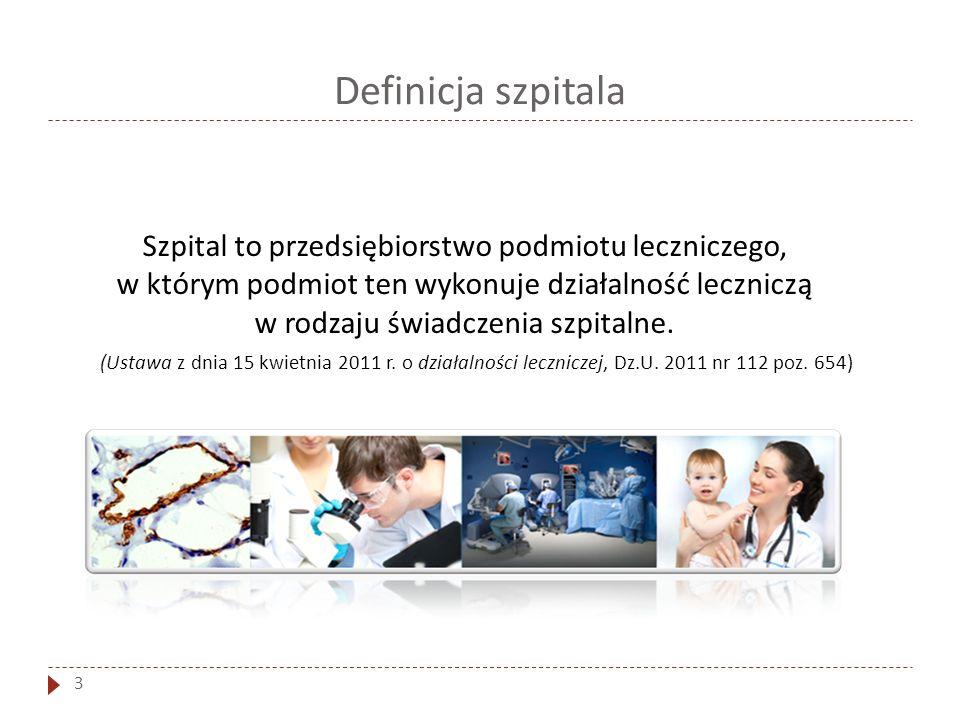 Definicja szpitala