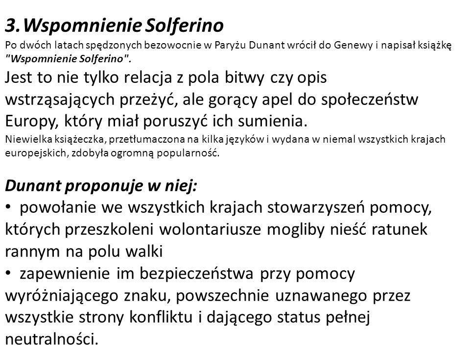 Wspomnienie Solferino