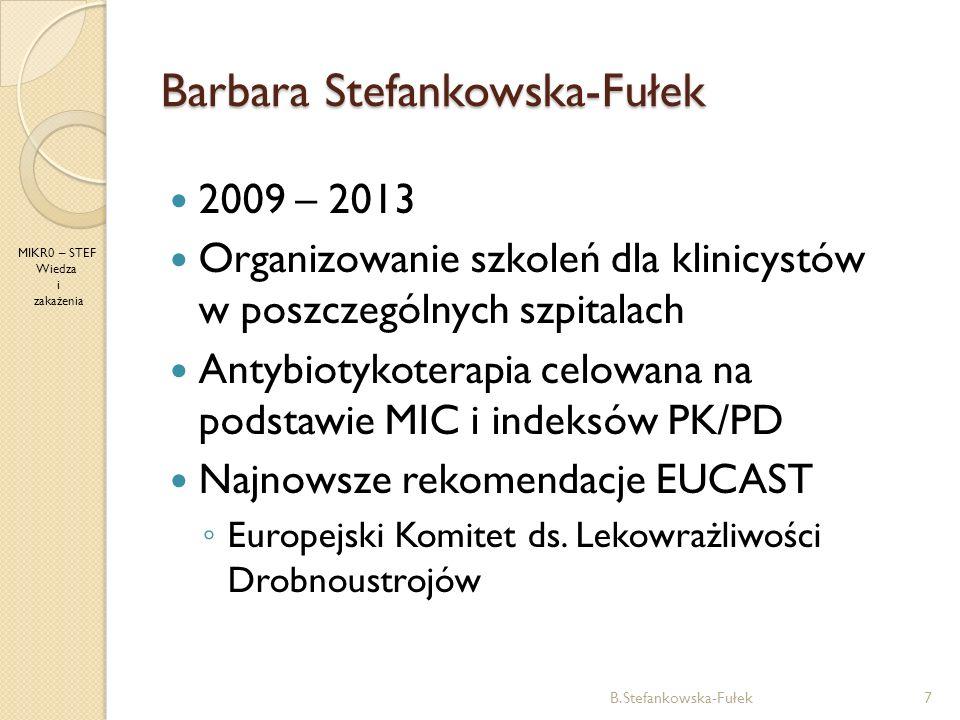 Barbara Stefankowska-Fułek