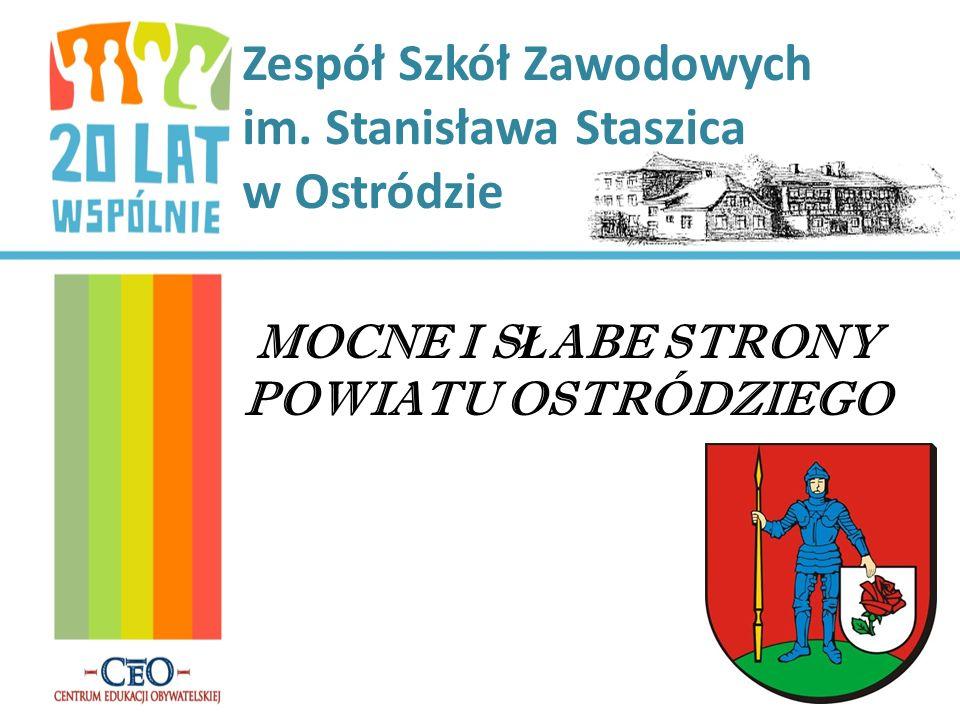 Zespół Szkół Zawodowych im. Stanisława Staszica w Ostródzie