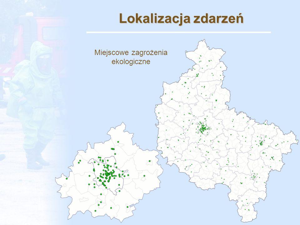 Miejscowe zagrożenia ekologiczne