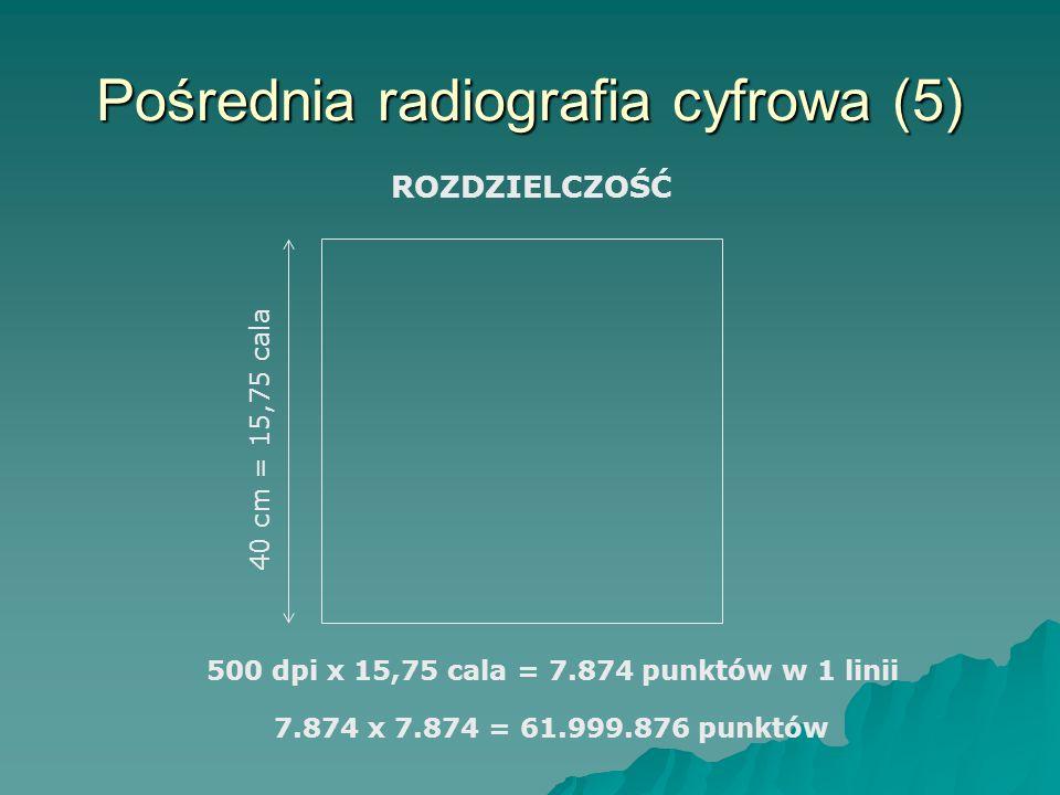 Pośrednia radiografia cyfrowa (5)
