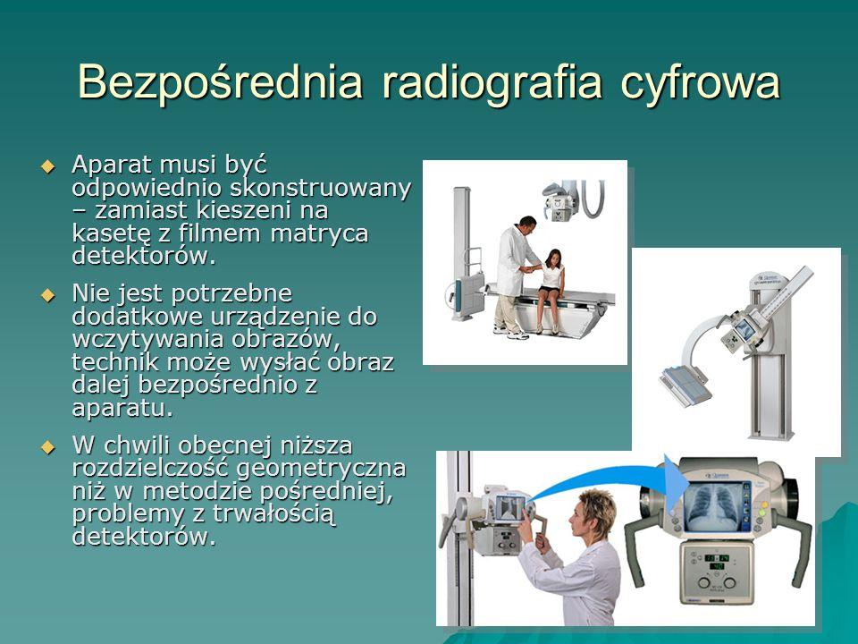 Bezpośrednia radiografia cyfrowa