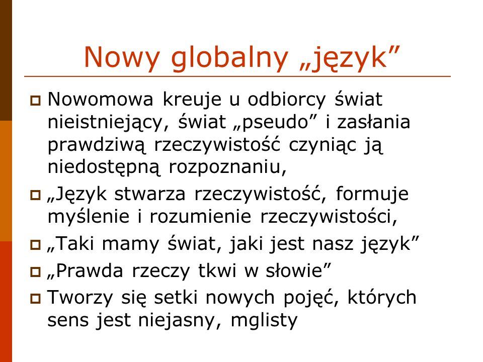 """Nowy globalny """"język"""