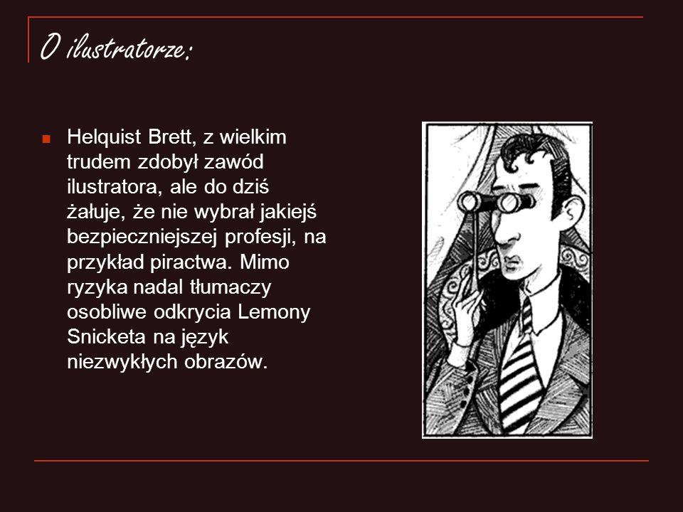O ilustratorze: