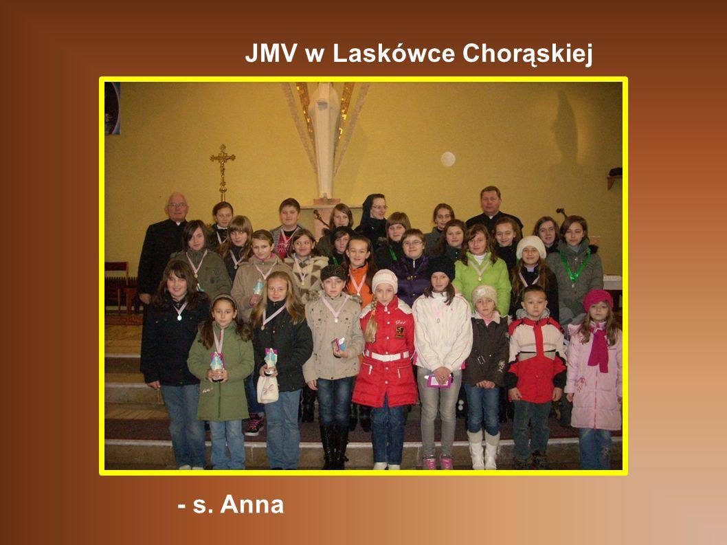 JMV w Laskówce Chorąskiej