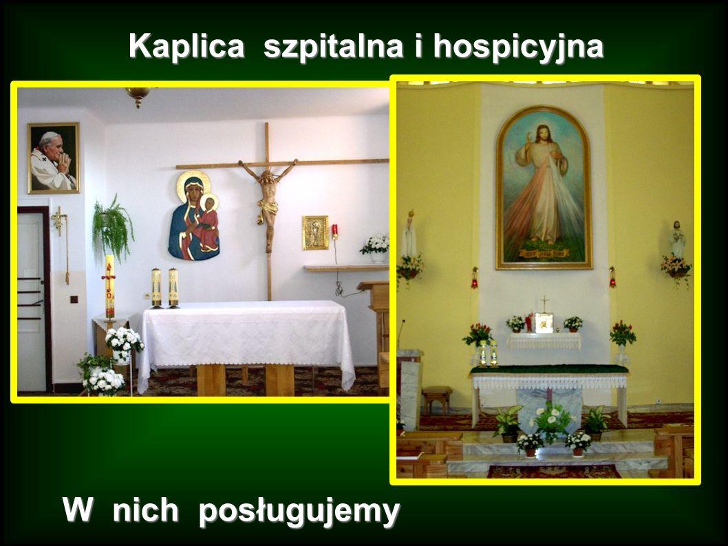 Kaplica szpitalna i hospicyjna