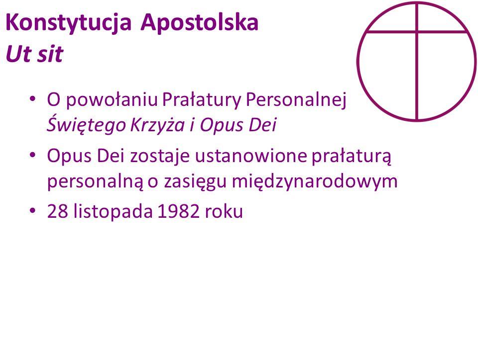 Konstytucja Apostolska Ut sit