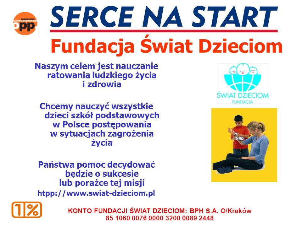 Fundacja Świat Dzieciom
