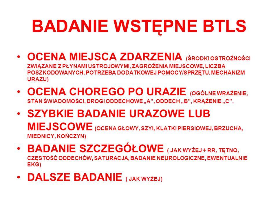 BADANIE WSTĘPNE BTLS