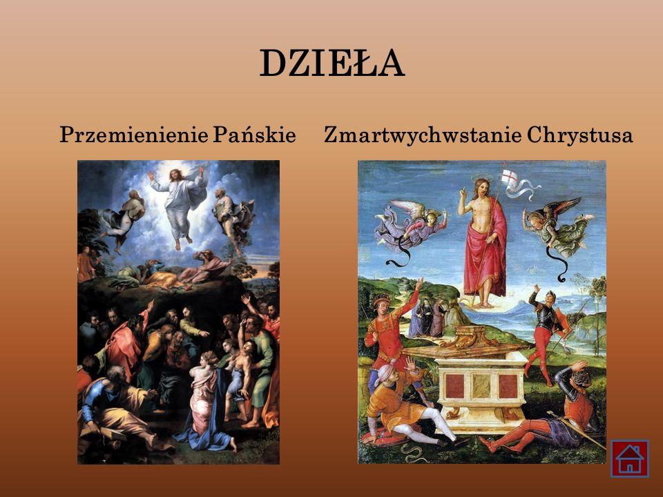 Przemienienie Pańskie Zmartwychwstanie Chrystusa