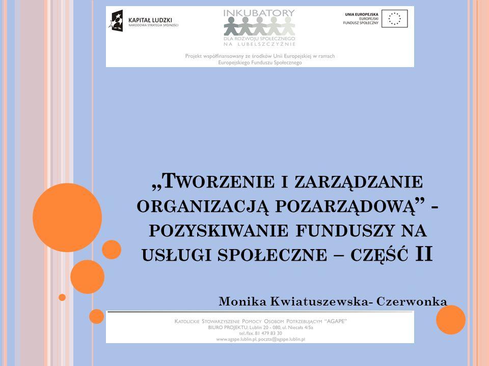 Monika Kwiatuszewska- Czerwonka