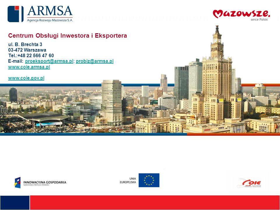 Centrum Obsługi Inwestora i Eksportera