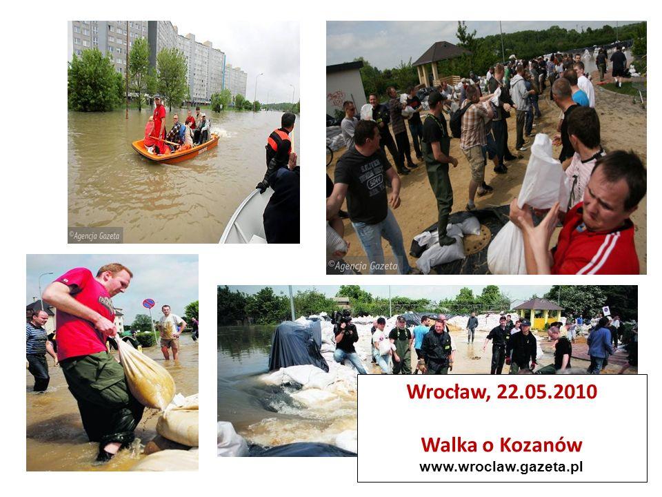 Wrocław, 22.05.2010 Walka o Kozanów