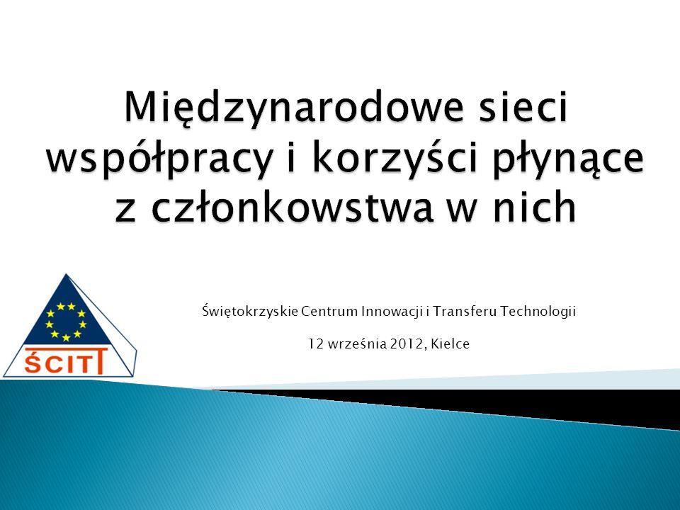 Świętokrzyskie Centrum Innowacji i Transferu Technologii