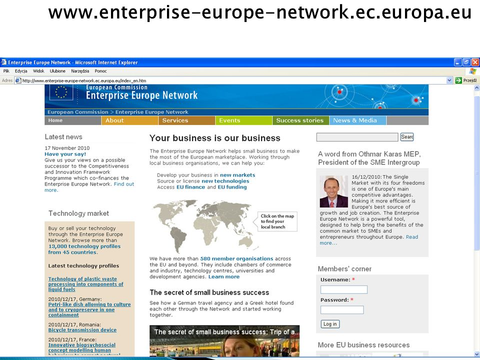 www.enterprise-europe-network.ec.europa.eu