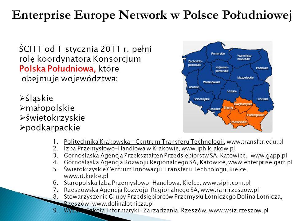 Enterprise Europe Network w Polsce Południowej