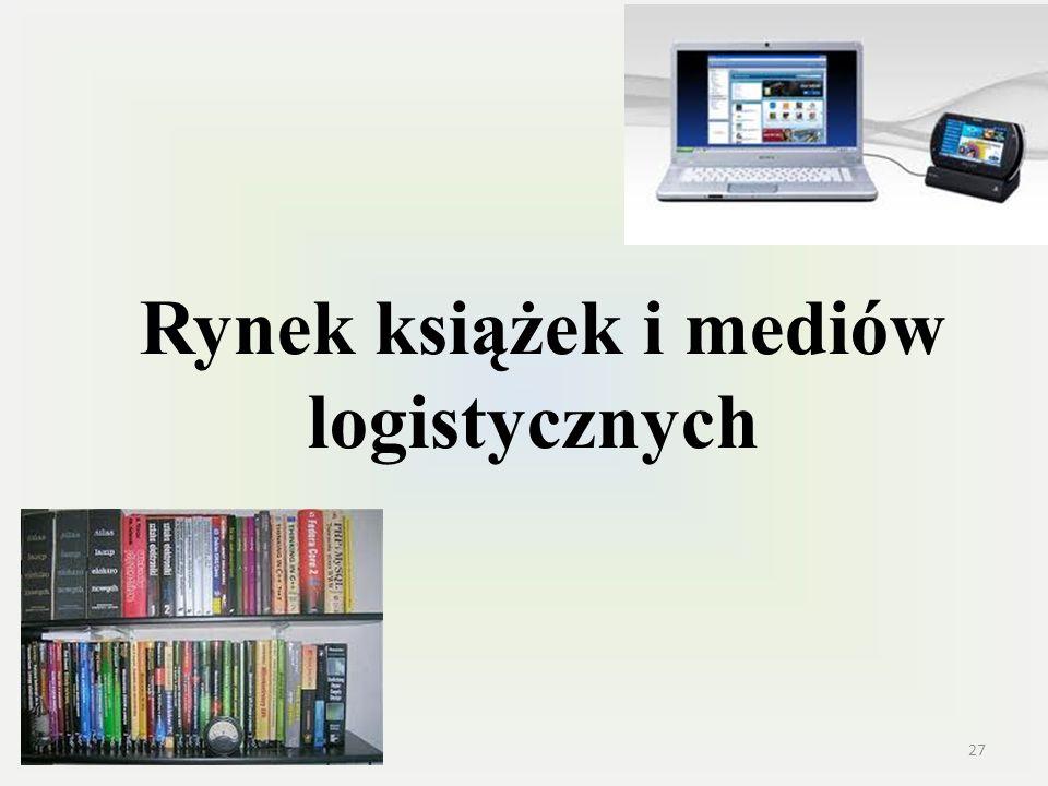 Rynek książek i mediów logistycznych