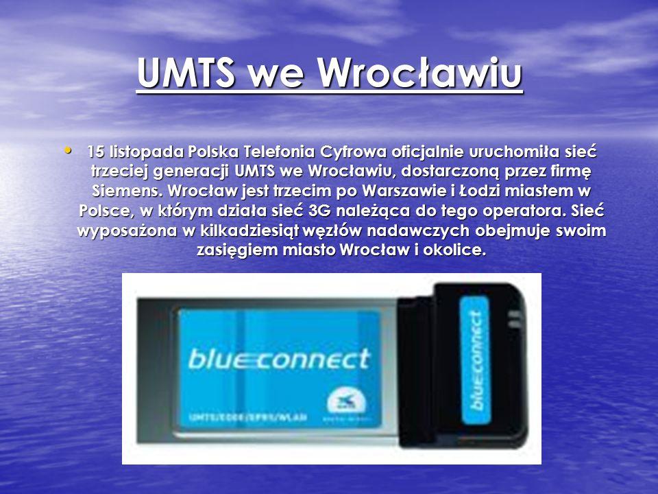 UMTS we Wrocławiu