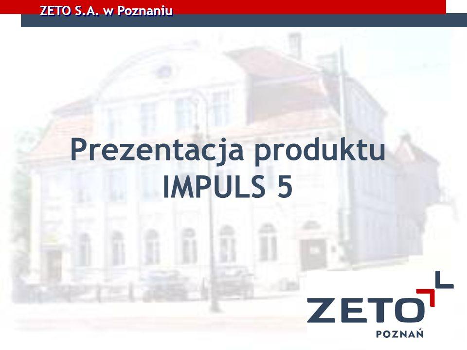 Prezentacja produktu IMPULS 5